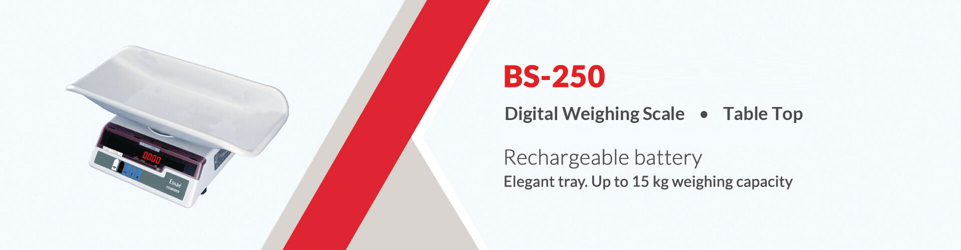 weighing scale banner